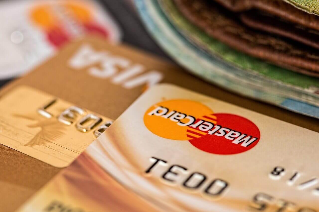 Kreditkarten für die Reise